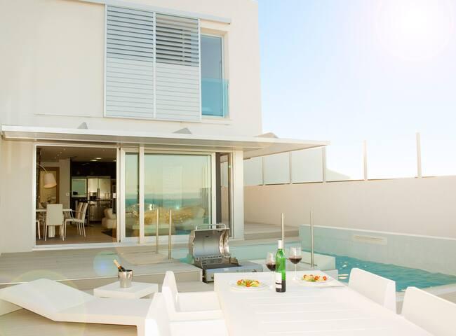 Duplex con vistas al mar - คูลเลรา - บ้าน