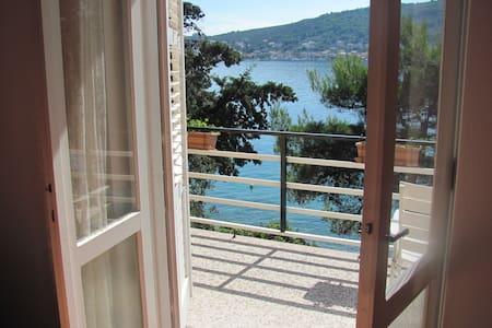 Island Osljak(Zadar)-Apartment - Ošljak - Wohnung