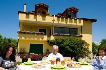 B&B Il Girasole - Beach holiday - Agropoli