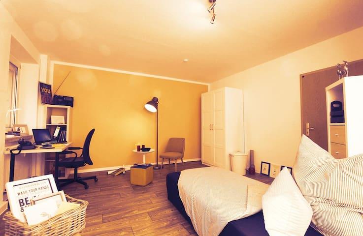 Zimmer in Wohngemeinschaft - Plauen - Apartmen