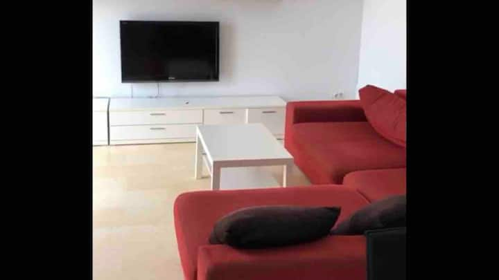 Cheap private double room in playa den Bossa