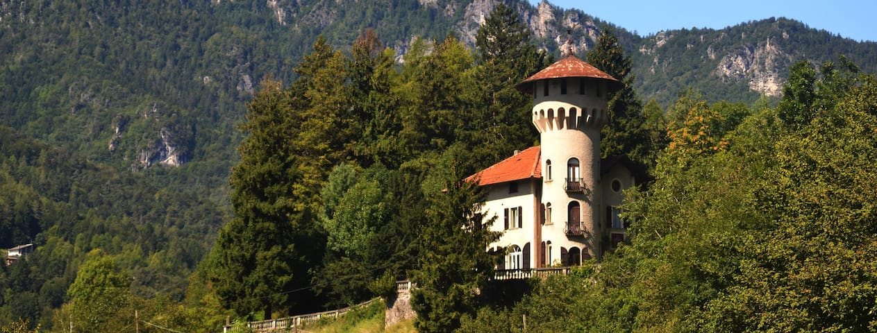 Villa La Dianella, Ledro,AltoGarda - Ledro - Casa