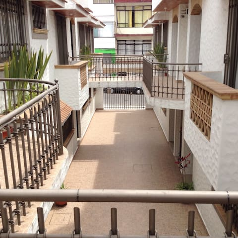 Minidepa Mediterráneo hermoso - Xalapa Enríquez - Apartment