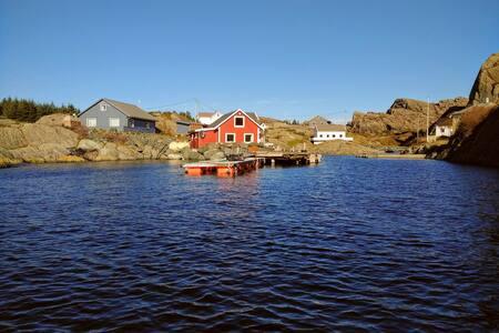 Kverhella, Solund, Norway