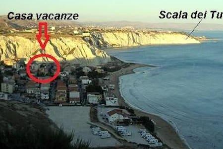 Scala dei Turchi Beach Agrigento - Lido Rossello
