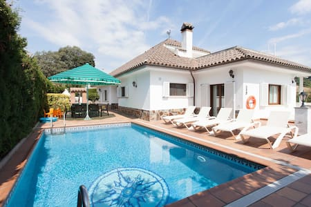 The best Villa you could find for your holidays - Cabrils - Casa