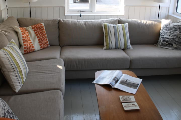 The Nook a stylish coastal hideaway at Rye Harbour