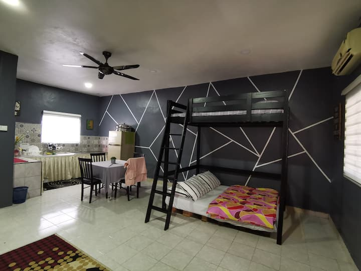 Studio Suite at D'cottage 706, Muar Johor