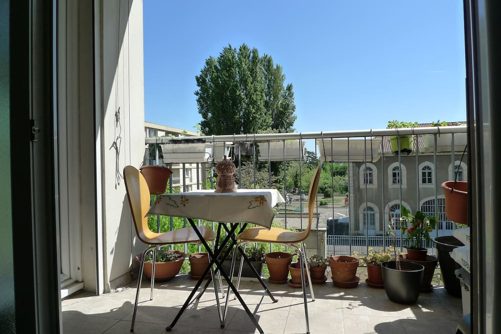 Balcon/balcony