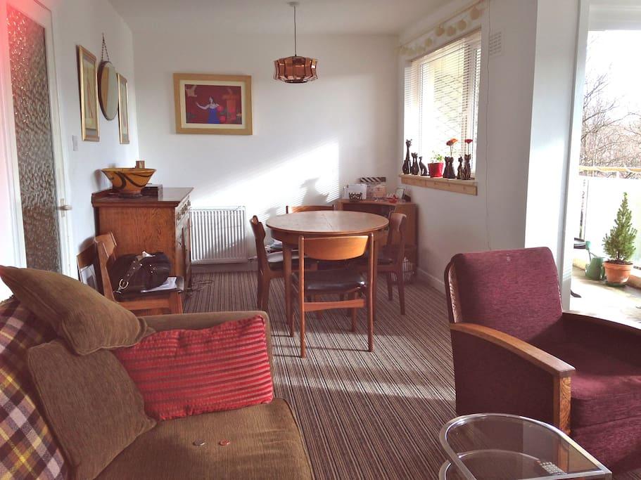shared dining room