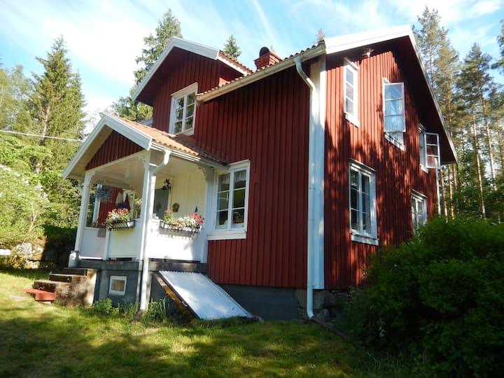Sommartorp i Värmland