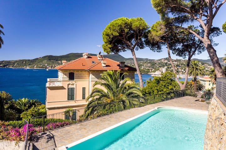 Villa edoardo flat 6 appartamenti in affitto a rapallo - Edoardo immobiliare ...
