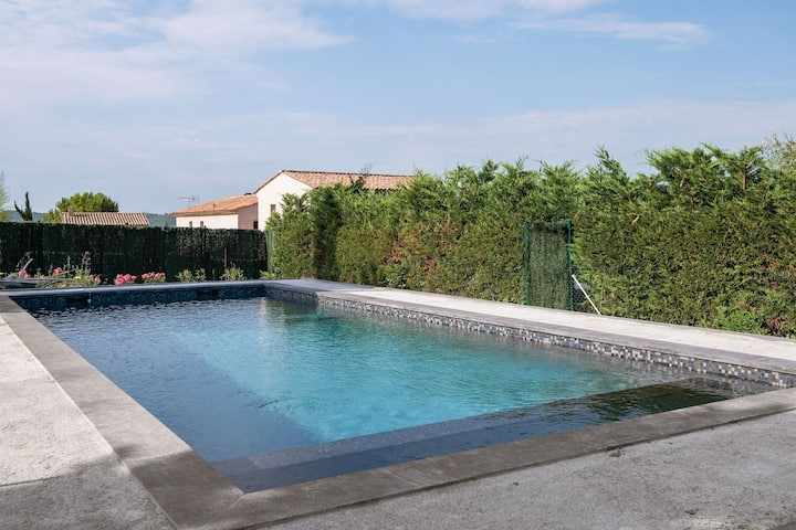 Charming Holiday Home in Callian with Private Pool