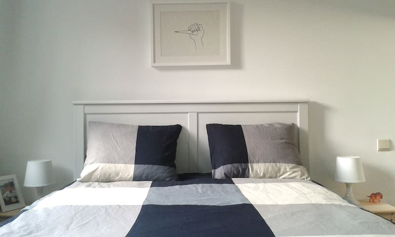 Comfy room in the heart of Brussels. - Brussel - Apartment