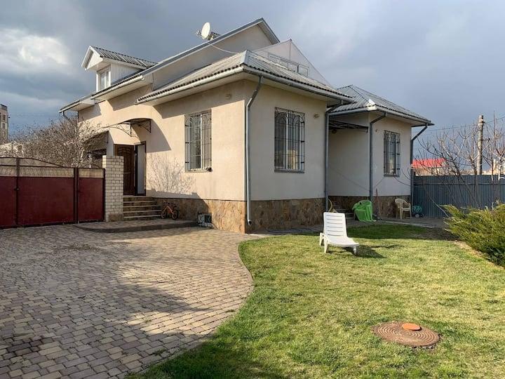 Дом у моря Одесса, для семьи