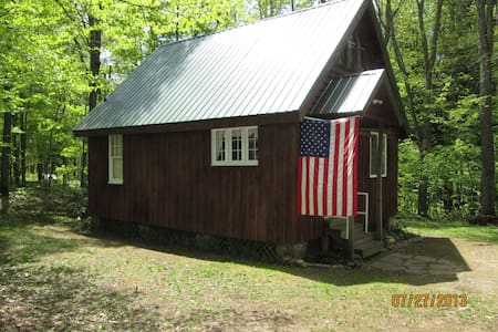 Rustic Tug Hill Cabin Near Pulaski  - Redfield - Cabin