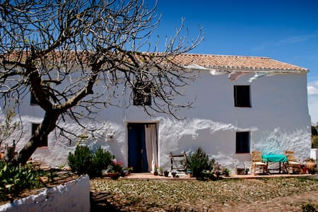 Gorgeous Andaluz Farmhouse Malaga 1 - Colmenar