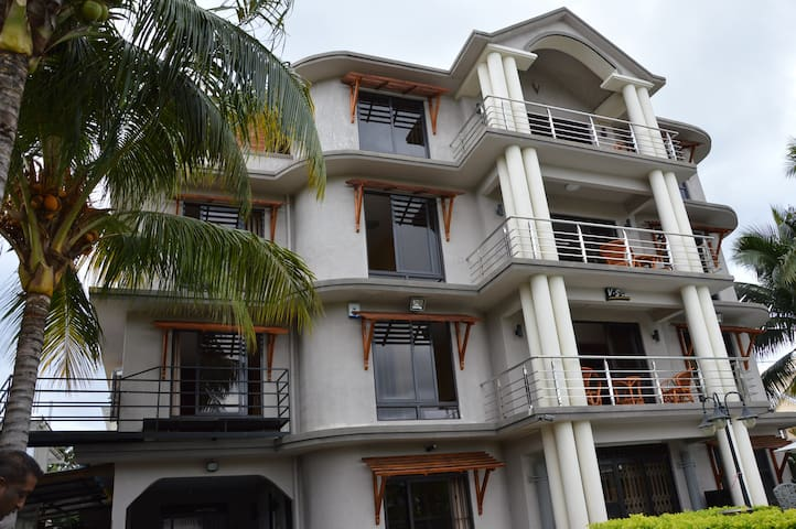 2 Bedroom apartments, flic en flac mauritius A4