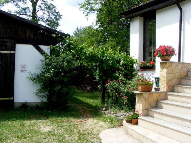 Urlaub im Grúnen und Seengebiet - Wandlitz - Haus