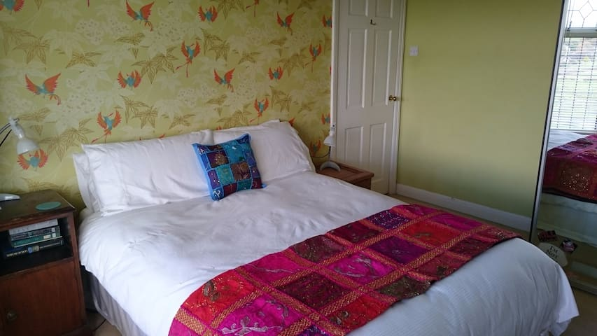 Light & airy room overlooking the Ribble Valley - Blackburn - 獨棟