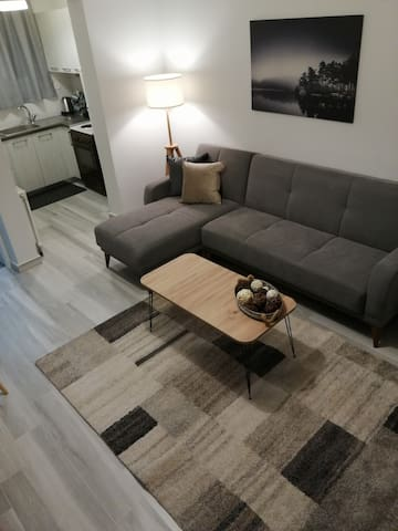 Modern and Newly Built Apartment
