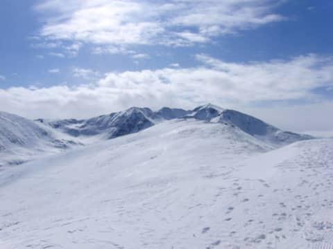150m From the Gondola in Borovets Ski Resort