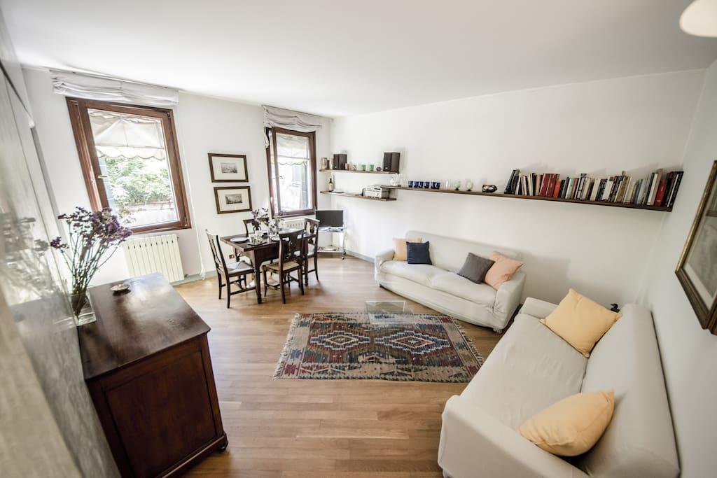 isabella residence wohnungen zur miete in venedig venetien italien. Black Bedroom Furniture Sets. Home Design Ideas