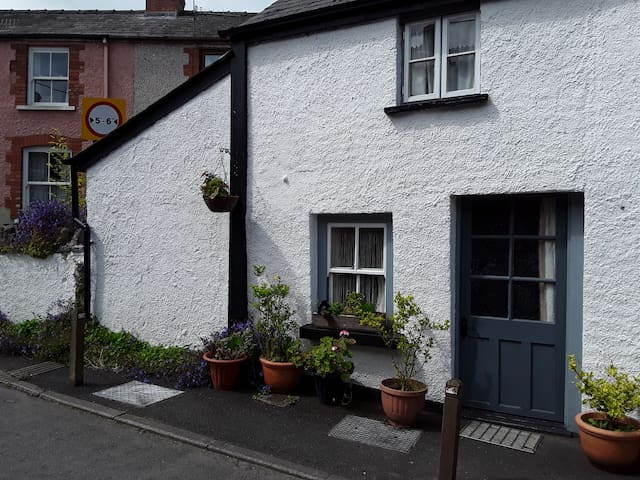 Black Lion Cottage  annex. Quaint  & characterful
