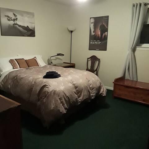 Great location/Private room in condo