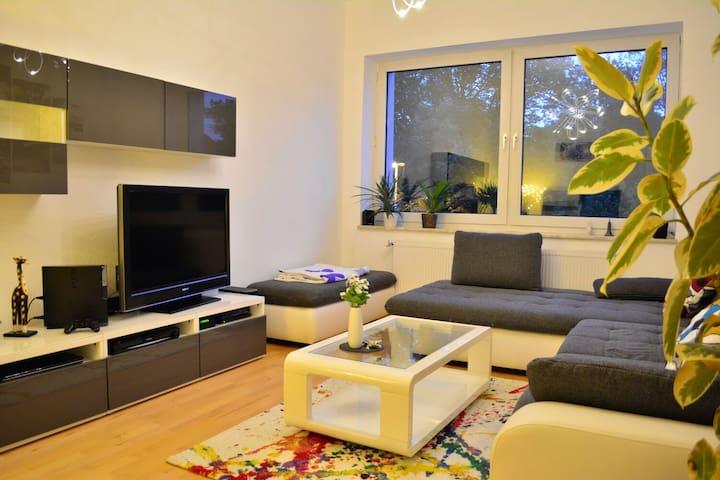 Hanover fair room - Hannover - Lägenhet
