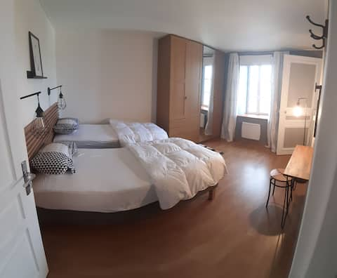 Lovely apartment near Thermes