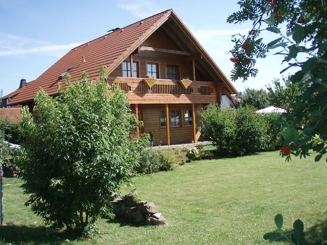 Beautiful landhouse - Diemelsee - Vasbeck - Casa