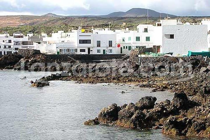 apartamento a 20 m del mar. - Punta Mujeres - Appartement
