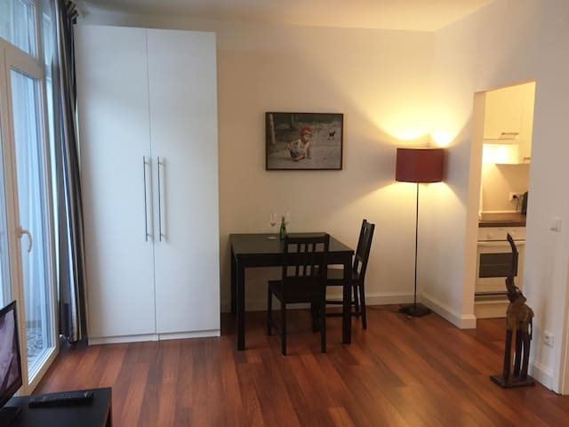 Charming city apartment Salm 15