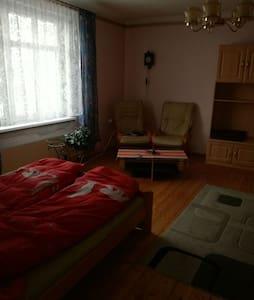 Mieszkanie na pierwszym piętrze - Cieszyn