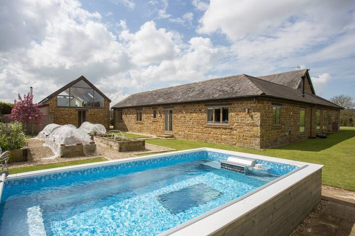 Endless Pool - extra amenity!