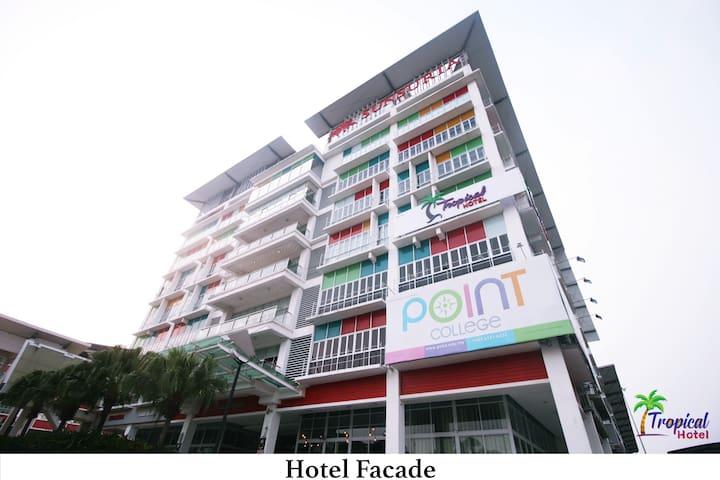 Tropicana Hotel @ Sunsuria Avenue Kota Damansara
