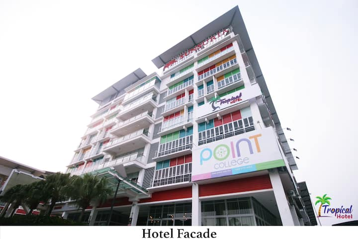 Tropicana Hotel @ Sunsuria Avenue Kota Damansara