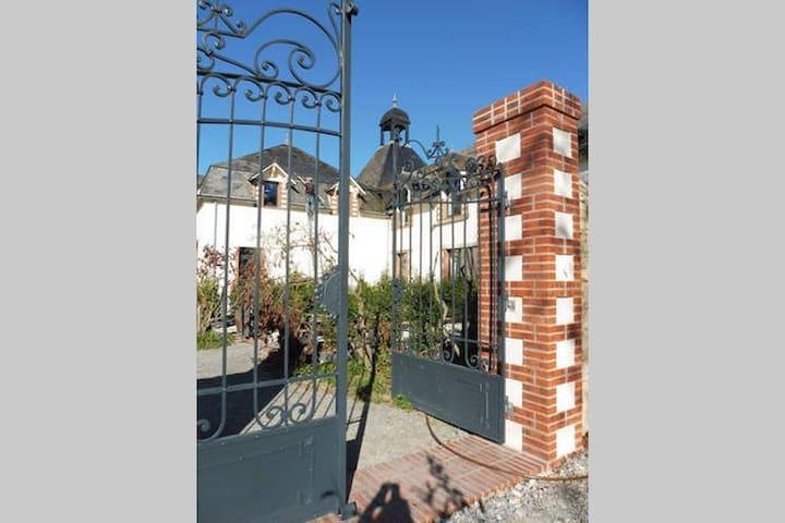 appart dépendances chateau - Carquefou - Apartemen