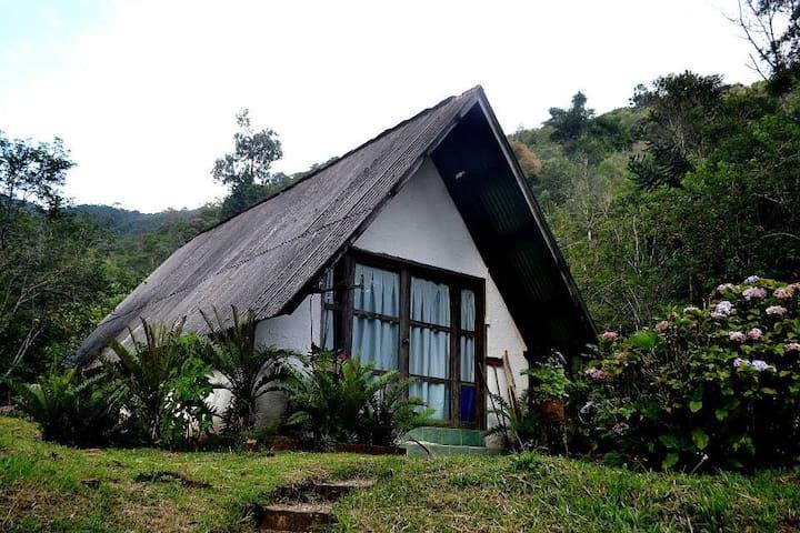 Serra Mantiqueira, natureza, cachoeiras, montanhas - Itamonte