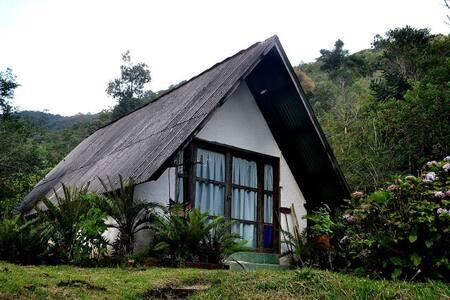 Serra Mantiqueira, natureza, cachoeiras, montanhas - Itamonte - Stuga