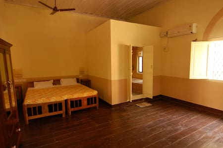 A cozy heritage home away from home - Panaji