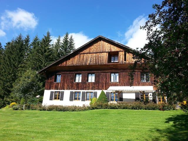 Ferme Comtoise séjour touristique ou professionnel - Villers-le-Lac - Haus