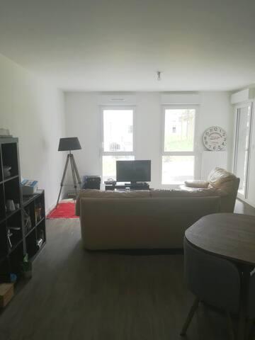T2 de 50 m² proche du centre ville de Rennes