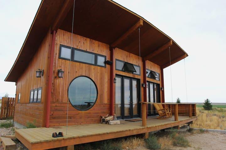 Heart Mountain Japanese Cabin