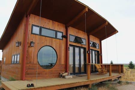 Heart Mountain Japanese Cabin - Powell - Cabaña