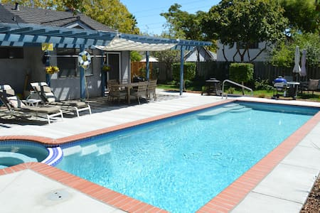 Napa Valley Family Friendly w/Pool - American Canyon - Casa