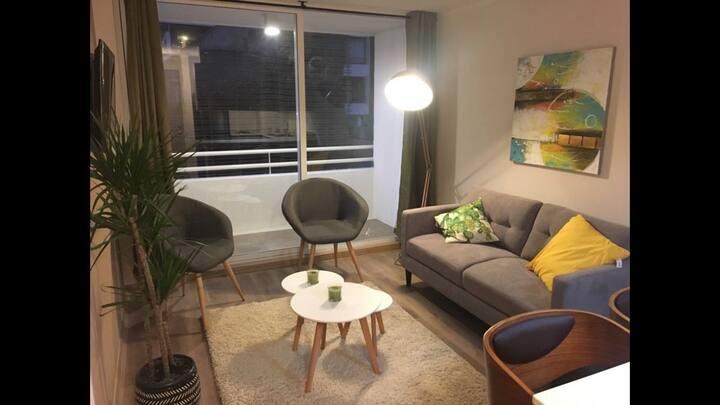 Moderno departamento a pasos del centro de Viña