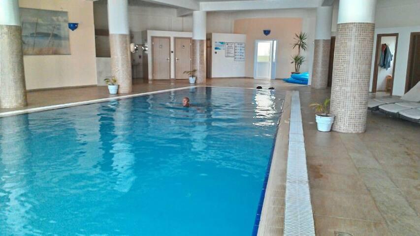 Студия + инфраструктура отеля 5 * - Famagusta - Apartment