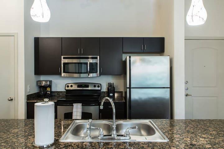 Luxury Home on Trinity Trail 2 BR (364)
